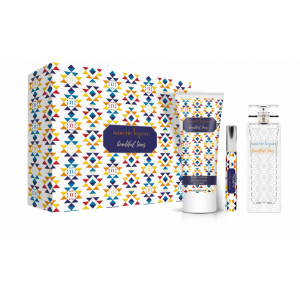 Nanette Lepore Beautiful Times Eau De Parfum 3 Piece Gift Set